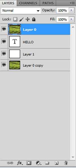 how to add image in photoshop layer