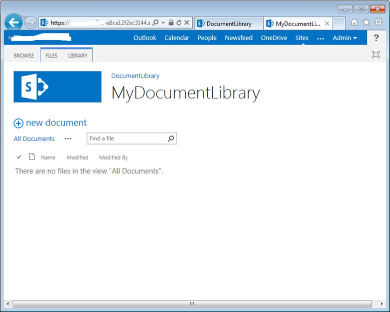 delete a folder in document library in sharepoint 2013 With document library javascript