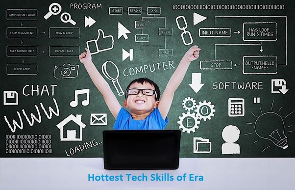 Hottest Tech Skills of Era