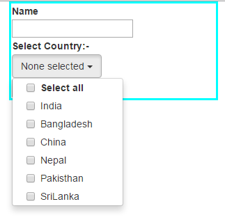 how to change selected index of dropdown in javascript