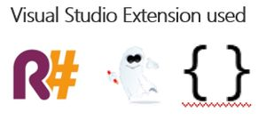 Visual Studio Extension used