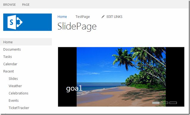 slide show using content search web part in sharepoint 2013