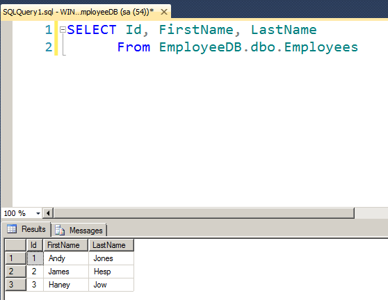 how to add stored procedure in code first