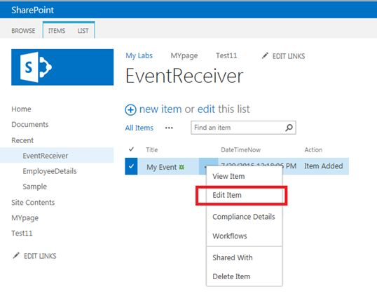how to create a distribution list in sharepoint 2013