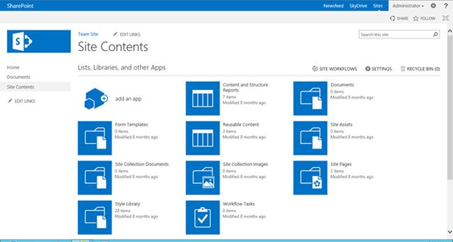 SharePoint 2013: Content And Structure Reports