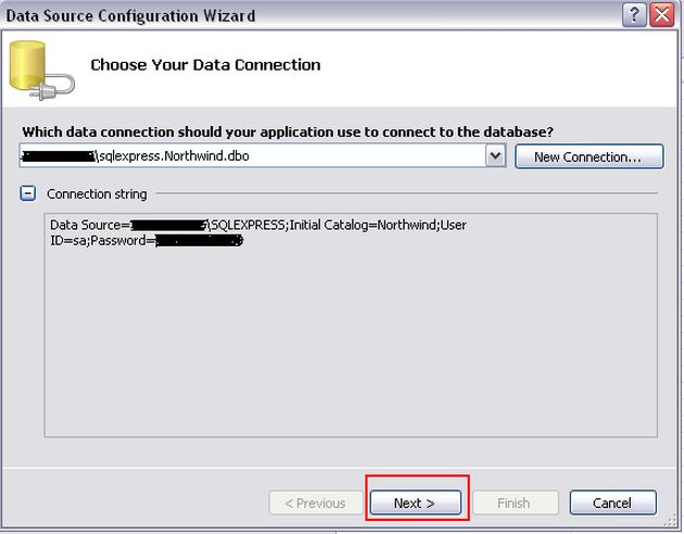 how to create a db2 connection object c