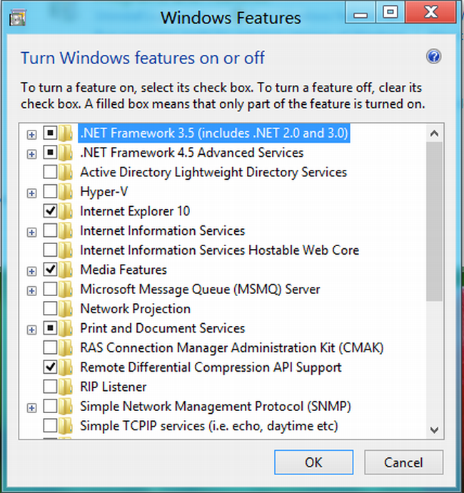 how to turn up brightness on windows 8