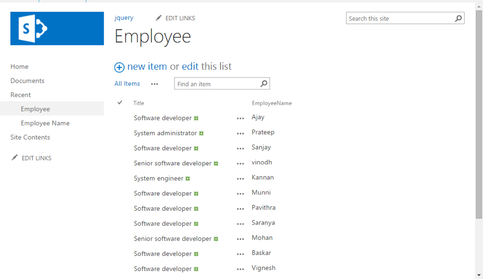 Using jquery datatable in sharepoint 2013 for Datatable css