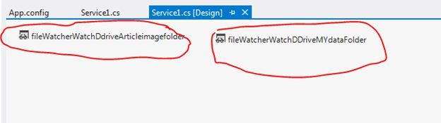Step Now we need to write some code in Service cs section