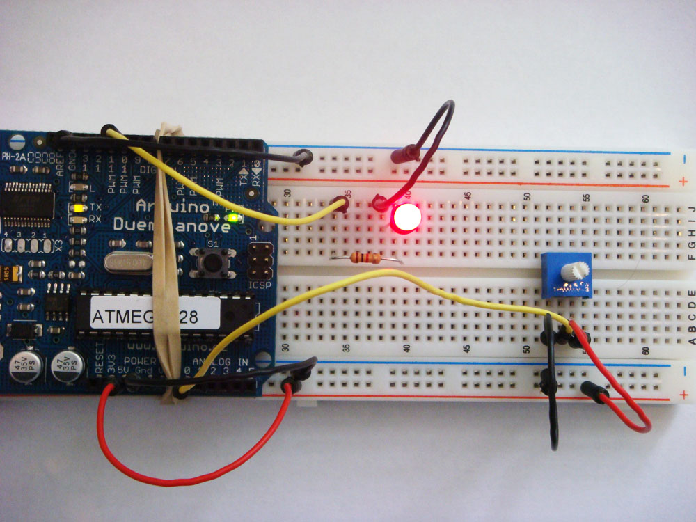 Avr and arduino