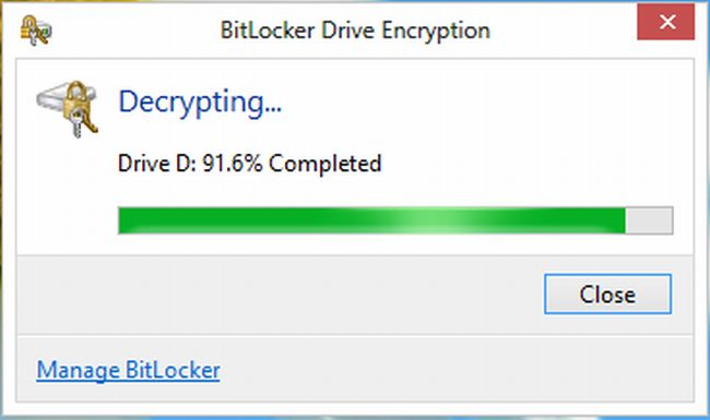how to unlock drive in windows 7