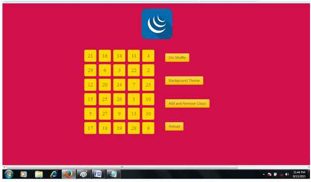 My recipes in jquery dom manipulation part 1 - Jquery reload div ...