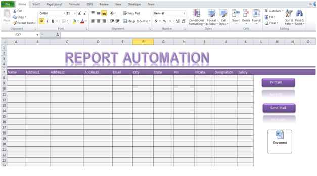 how to make a macro in excel