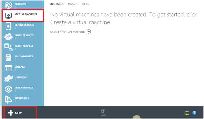 how to create linux virtual machine in windows 8
