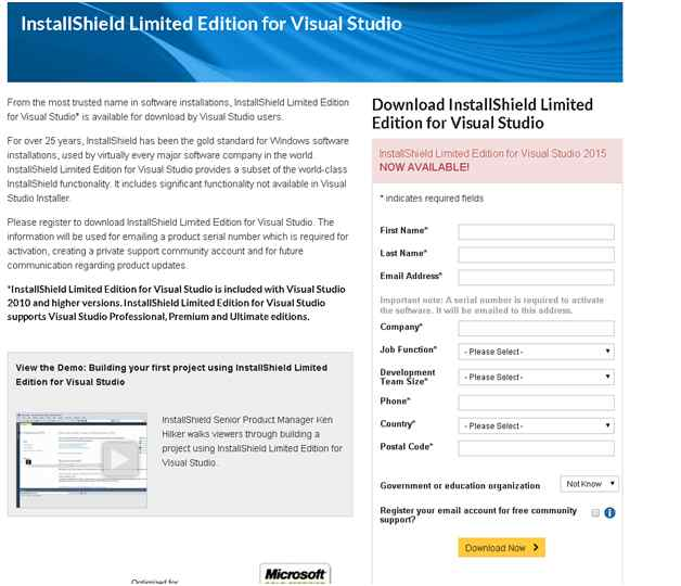installshield 2012 limited edition keygen