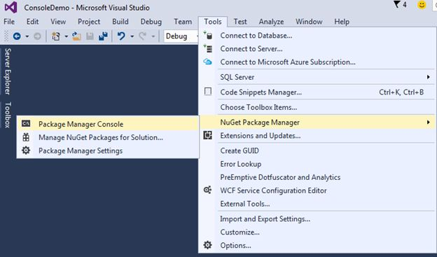 Nuget Uninstall Package Console - inatindes ml