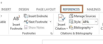 how to change tab size in word 2013