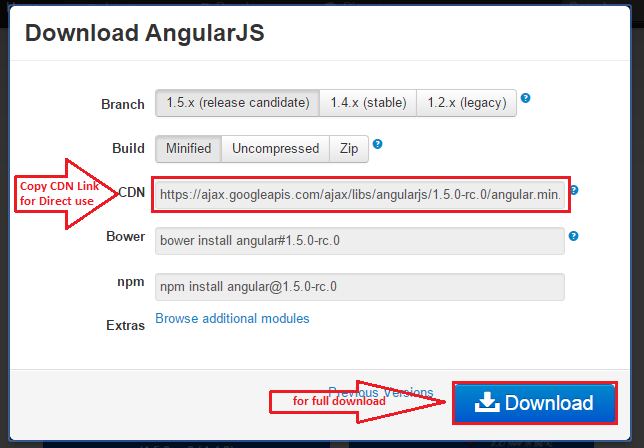 Getting Started With AngularJS: Part One
