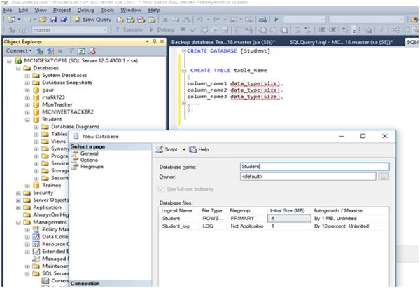 Most Asked SQL Server Interview Questions and Answers | KANSIRIS
