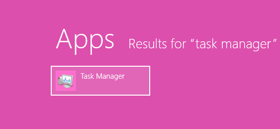 how to change task manager view