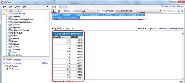 how to write inner join query for three tables