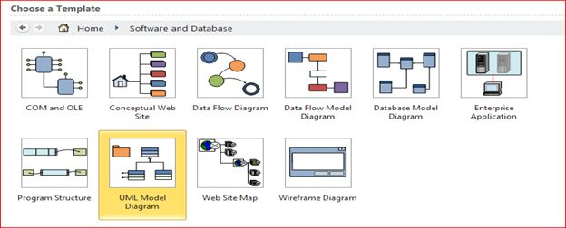 uml class diagram in  steps using microsoft visio, wiring diagram
