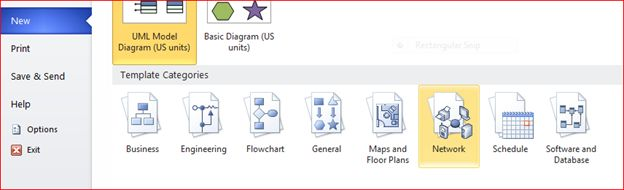 Uml class diagram in 10 steps using microsoft visio 2010 template categories ccuart Images
