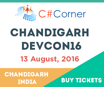 C# Corner Chandigarh Developer Conference