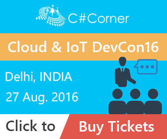 Cloud & IoT DevCon16