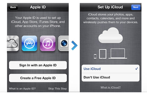 how to make sure icloud is off
