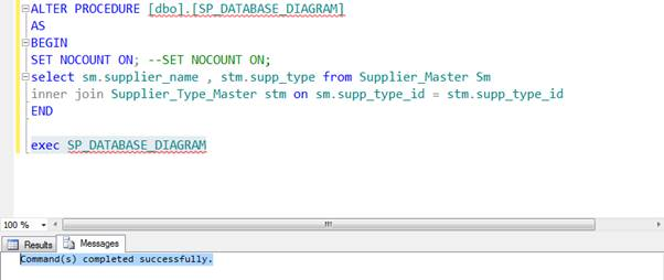 how to create stored procedure in sql server for search