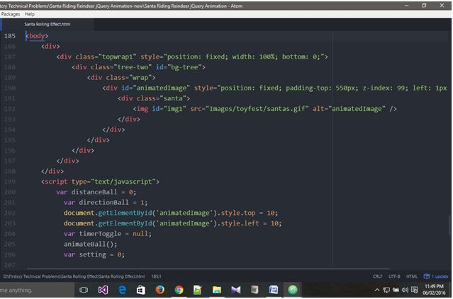 Overview Of Open Source Atom Text Editor