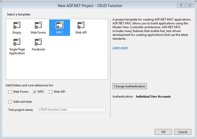 How to write functions in asp net