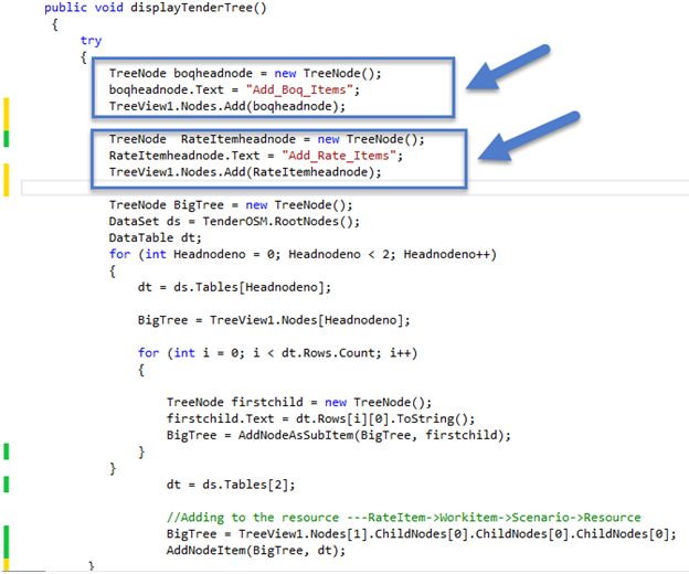 Simple Example to Bind Tree View in ASP NET C# Without Recursive