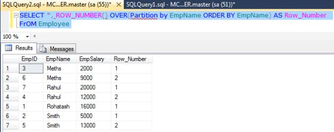 how to call an sql function