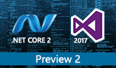 .NET Core 2 and Visual Studio 2017 (15.3) Preview 2 Now Available