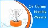 October 2015 Month Winners Announced