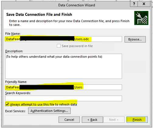 Export Sharepoint Group Users Into Excel 2013 Using Odata