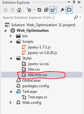 visual studio how to delete a file