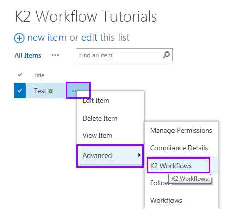 how to create a workflow in sharepoint online