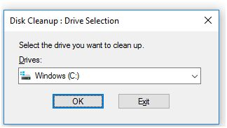 how to delete windows old folder from c drive