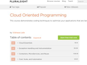 Cloud Oriented Programming