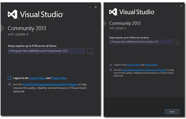 visual studio 2013 product key location