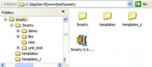 How to write php code in smarty tpl file