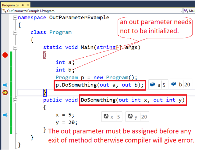 argument type object is not assignable to parameter type