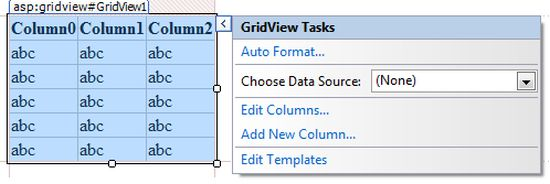 GridView Paging And Sorting In ASPNET Using SqlDataSource