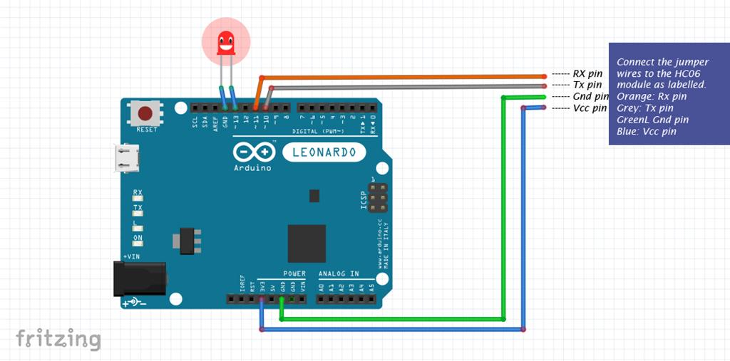 Arduino and windows phone basic connection
