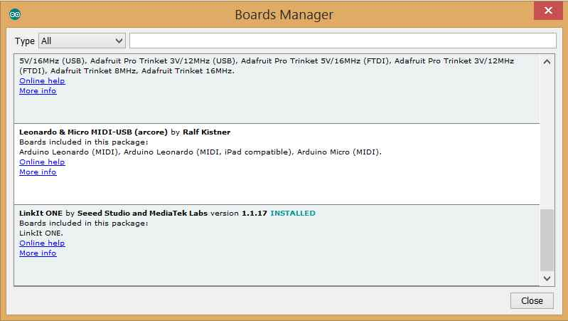 Boards Manager