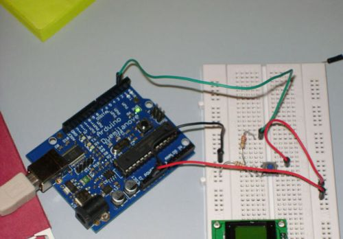 Using the arduino microcontroller board with c and