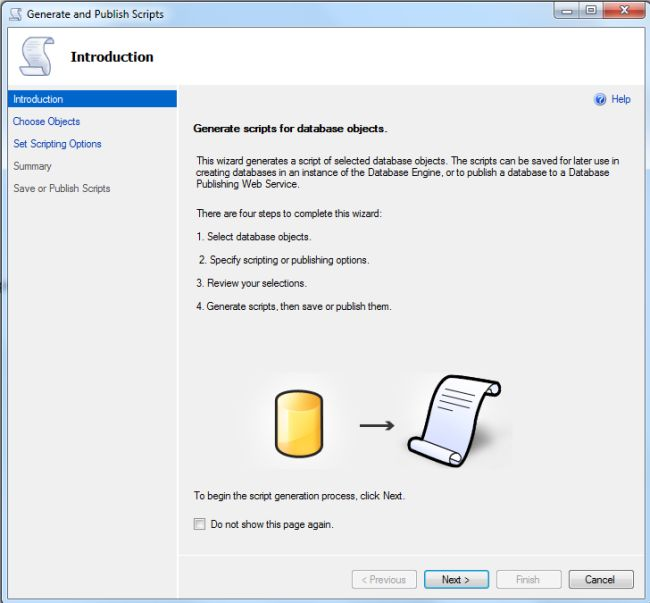 how to create distribution database in sql server 2012